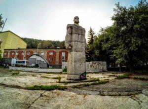 Памятник рабочим, расстрелянным в 1903 году
