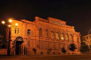 Военно-исторический музей Хабаровска