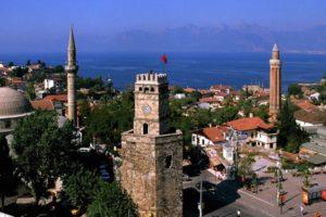 Анталья (город в Турции): достопримечательности